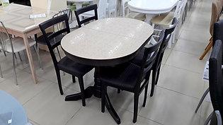 Стол ФРЕГАТ 3(120) пластик