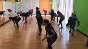 November 11, 2017  PNAGSAC Zumba and Hula dance