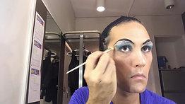 Frank Makeup timelaps