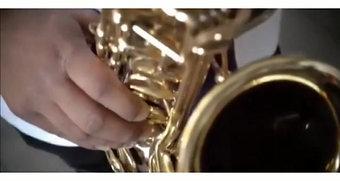 Saxophone Players