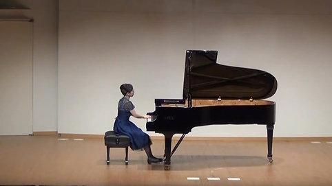 「ピアノのために」より プレリュード