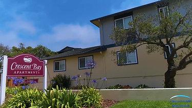 Crescent Bay Apartments interior home tour