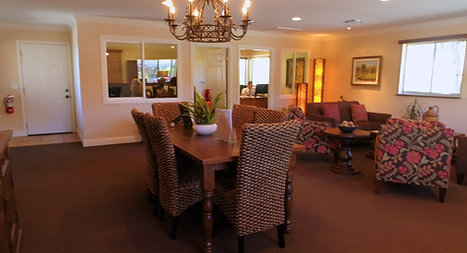 Alder Creek Apartments interior home tour