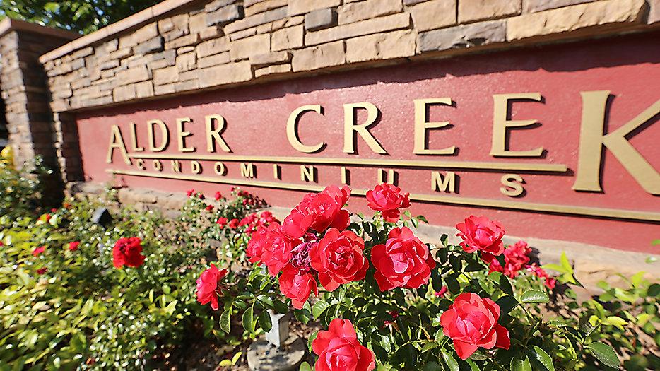 Alder Creek Apartments Aerial Videos