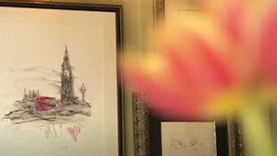#VIDEO Menina com paralisia cerebral supera dificuldades e se consagra como pintora http://bbc.in/2qwsuTE