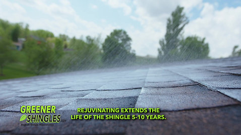 GS CEO Explains Shingle Rejuvenation