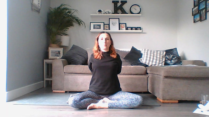 My Five Minutes - Yoga Stretch 2