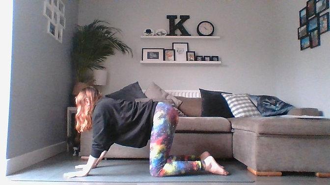 My Five Minutes - Yoga Stretch 3