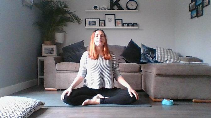 My Five Minutes - Yoga Stretch 1