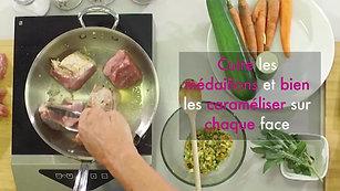 """La recette """"ça roule en cuisine"""" avec France 3"""