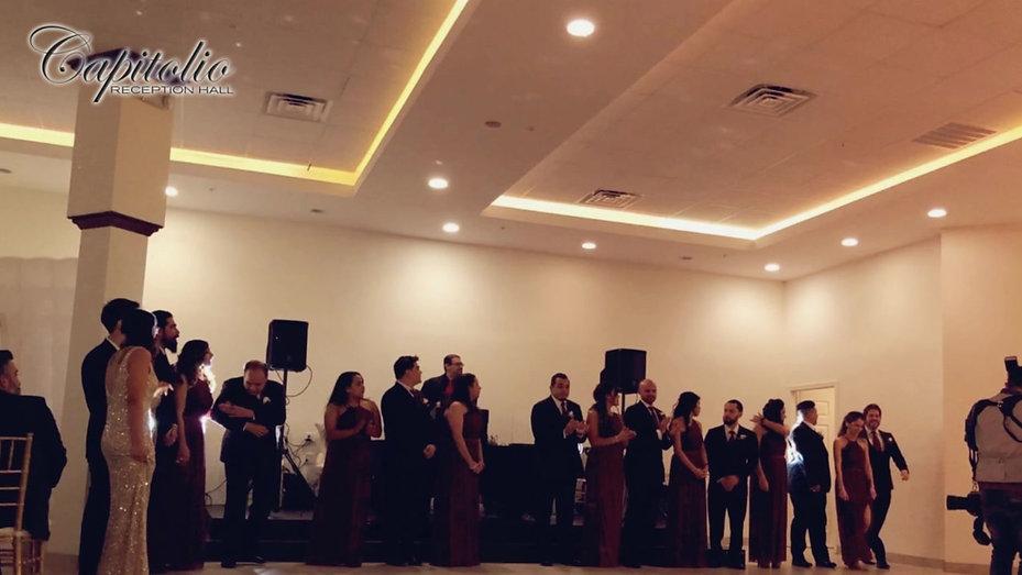 Ceremony & Wedding Reception