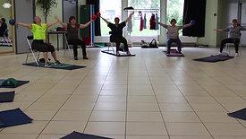 Ateliers Gym d'Entretien, Ballons, Thérapie et Step Dance