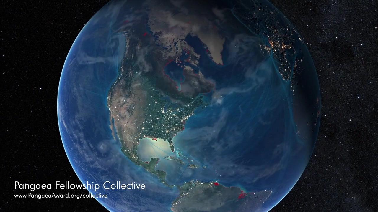 Pangaea Award Collective Data Matters