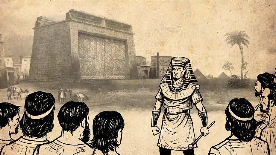 Book I - Genesis Part II