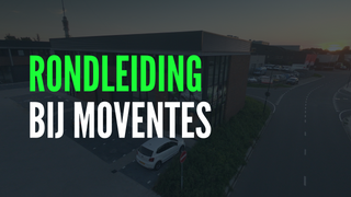 Moventes | rondleiding pand | vlog