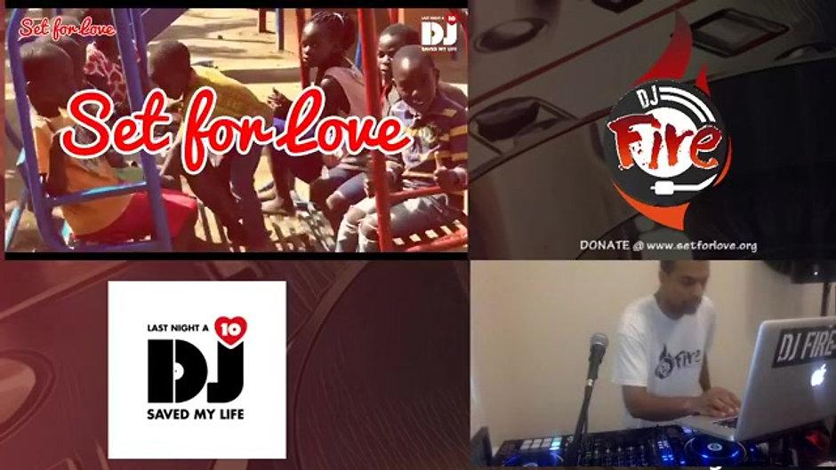 DJ FIRE #SetForLove EDM Set