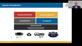 Horus: Autonomous Vision Diagnostic Applications