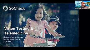 GoCheck2: Vision Testing & Telemedicine