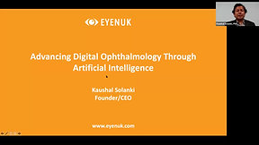 Eyenuk: Advancing Digital Ophthalmology Through Artificial Intelligence