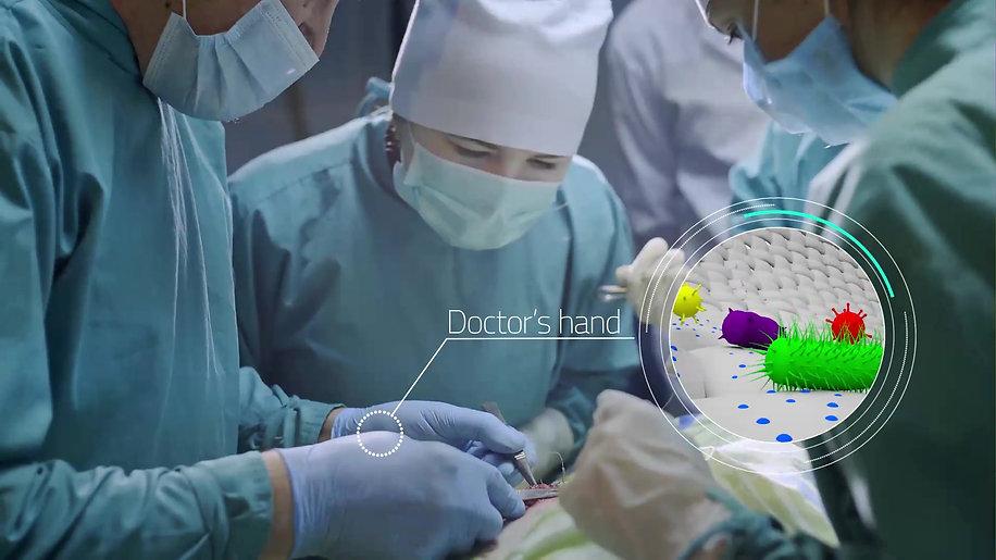 NanoSono - Advanced Antibacterial Nanotechnology