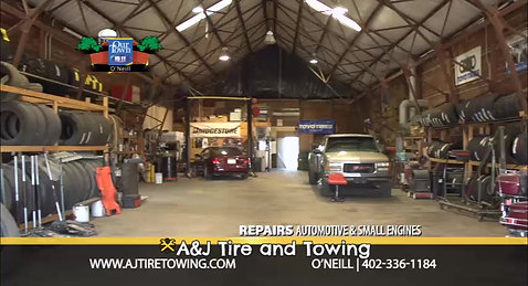 AJ Tire & Towing