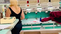 Embroidery Dept