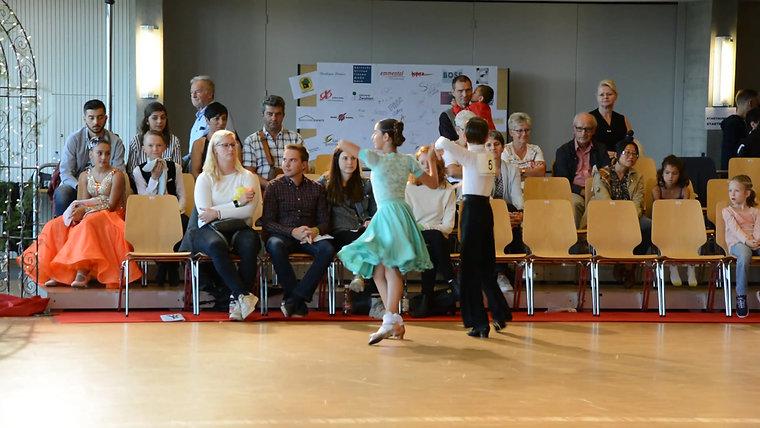 Schweizer Meisterschaft 2018 Zehntanz Final Schüler