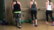 Barre class - Ticep and Curtsy