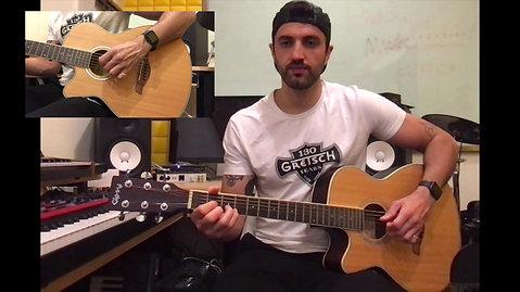 Beginners Fingerstyle Guitar