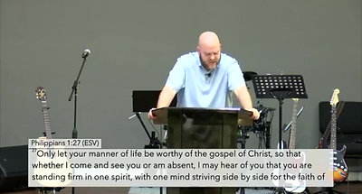 Live Worship // 11-8-2020 \\ (2nd Service)