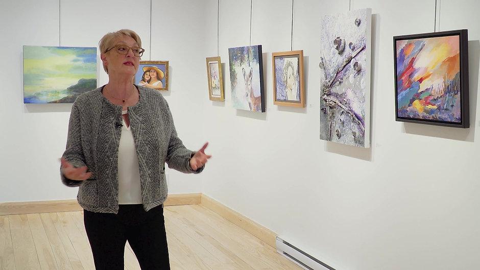 Expositions de Blainville-Art
