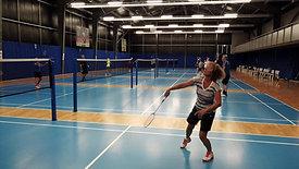 Badminton 50plus im Blue Shuttle Uster