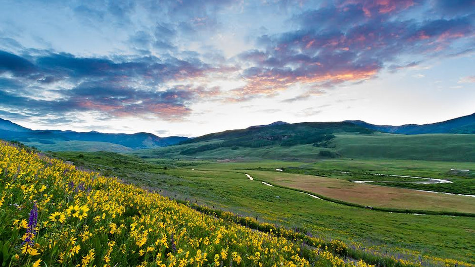 Crested Butte Trails by Travel Crested Butte