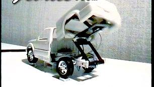 Experimental Z-rack