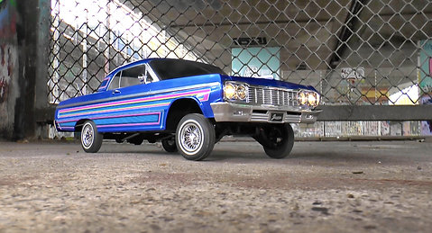 1964 Impala SS Lowrider Jevries Edition