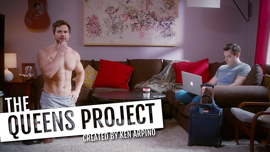 The Queens Project - Funny gay webseries