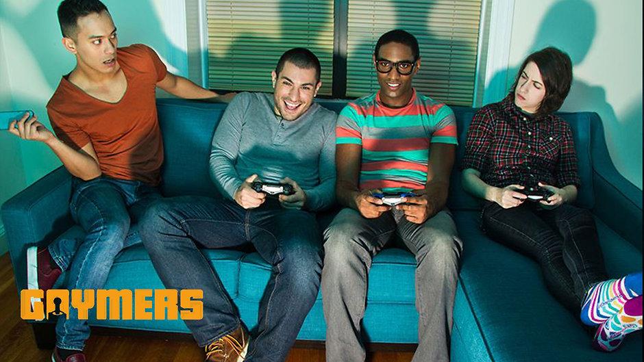 Gaymers | web series
