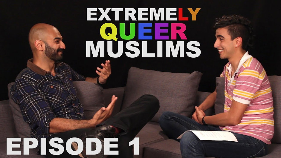 EXTREME(LY QUEER) MUSLIMS