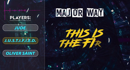 Major Way - official Lyric video