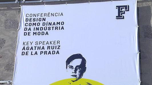 """Conferência """"Design como dínamo da Indústria de Moda"""" l Porto, Portugal"""