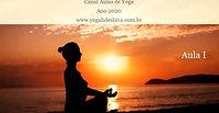 Aula de Yoga  I