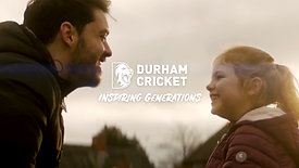 Durham Cricket - Inspiring Generations