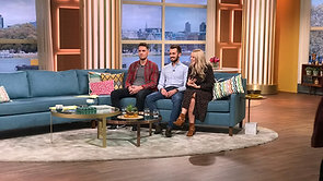 Natalie Martins - Interview on 'This Morning' - 'Love Is A Gift'