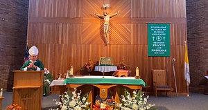 50th Anniversary Mass 10/4
