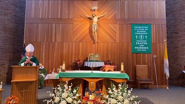 Blessed Sacrament Live Stream Videos