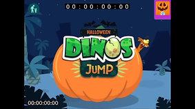Dino Jump Music and Sound rescore