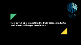 How covid-19 is impacting the Data Science industry and what challenges does it face ?