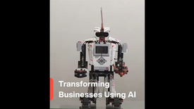 Transforming Businesses Using AI