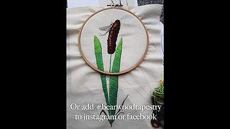 Victoria's Bearwood Tapestry Digital Legacy