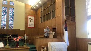 Sunday Worship 09/06/20